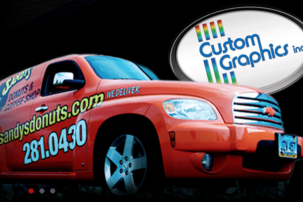 Custom Graphics, Inc.